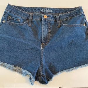 Wild Fable high waisted  Jean Shorts